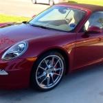2012 Porsche 911 Carrera S Soft-top