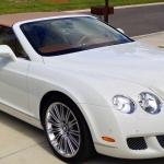 2011 Bentley Continental GT Soft-Top
