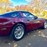 40th Anniversary Corvette